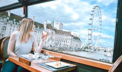 Mysteries By Moonlight: Gourmet Bus Tour With Dinner For Two Aboard Bustronome