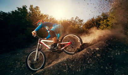 Downhill Pursuit: Mountainbike the UK's Best Trails at Cannock Chase