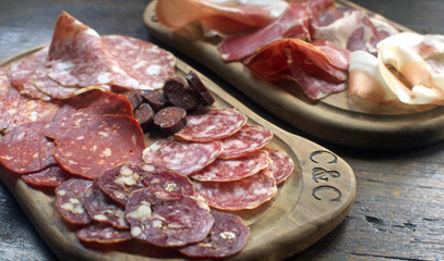 Meat School: Group Cured Meat Butchery Masterclass for up to 8 at Cannon & Cannon
