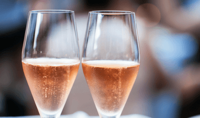 Something Pink: Rose Champagne Afternoon Tea for Two at Champagne + Fromage Covent Garden