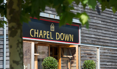 World-Class English Wine: Tasting and Tour for Two at Chapel Down Winery