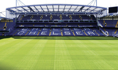 Blue Is The Colour: Chelsea Football Game Hospitality Package For Two