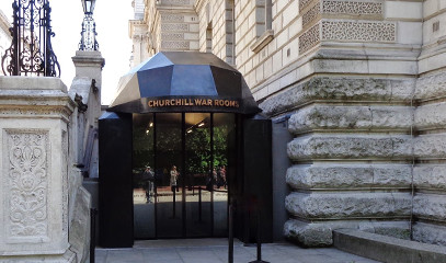 Making History: Churchill War Rooms Admission and Michelin Star Dining for Two