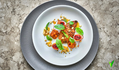 Indian Fusion: Critically-Acclaimed Six Course Tasting Menu for Two at The Cinnamon Club
