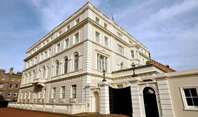 Royal Residence: Group Private Tour of Clarence House with Afternoon Tea for up to 12 People