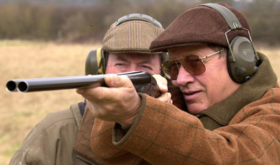 Clay Pigeon Shooting for Two at Holland & Holland