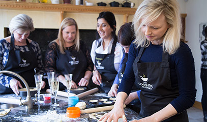 Made With Love: Private Half-Day Cookery Course For Two With The Cooking Academy