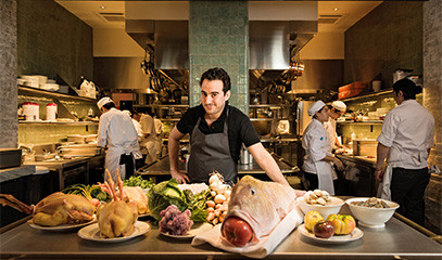 An American In Paris: Exclusive Masterclass For Two With Chef Daniel Rose