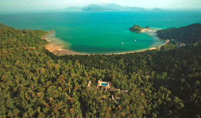 Untamed Luxury: Six-Night Rainforest Escape for Two at the Datai Langkawi