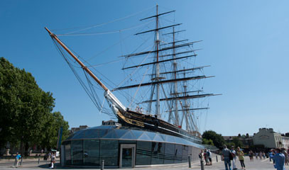 Discover Greenwich: Royal Greenwich Museums and Fine Dining with a View for Two