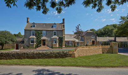 Cotswold Comforts: Rural Spa Getaway for Two at Dormy House Hotel