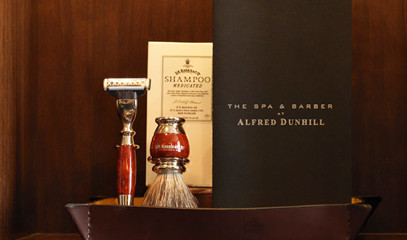 Total Gentleman: Face & Body Spa Experience at The Spa at Alfred Dunhill