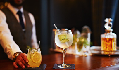 Count Me G'In: Scottish Gin Tasting For Two At Ba' Bar At The Dunstane Houses
