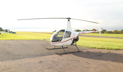 Set To Soar: Helicopter Flying Lesson For One In A Robinson R22 With Elstree Helicopters