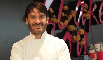 Sweet Flourish: Private Cupcake Masterclass and Afternoon Tea with Celebrity Chef, Eric Lanlard