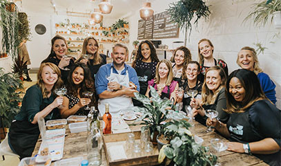 Use Your Loaf: Private Baking Class For Up To 12 People With Bake With A Legend