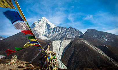 The Mighty Mountain: 7-Day Everest Base Camp Trekking And Helicopter Trip For Two