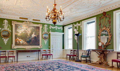 Art, Music & Social Revolution: Foundling Museum Private Tour & Michelin-Starred Lunch for 12 People