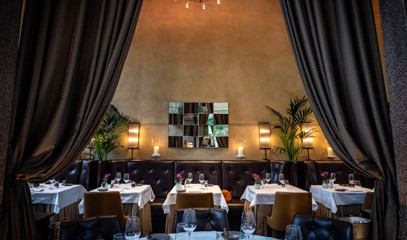 Cuisine élégante: Menu Gourmand for Two at Michelin-Starred Galvin La Chapelle