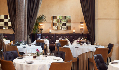 Le Vert Gourmand: Vegetarian Tasting Menu for Two at Michelin-Starred Galvin La Chapelle