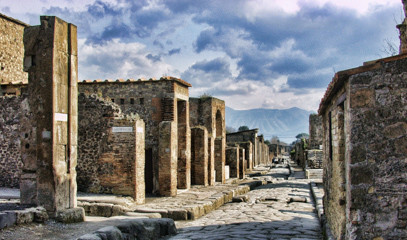Relics Uncovered: Luxury Self-Drive Italian Break And Private Tour Of Pompeii For Two