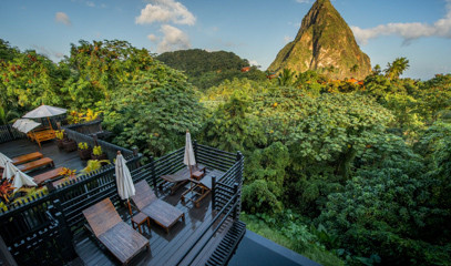 Chocolate Paradise: Caribbean Cocoa Estate Getaway For Two With Rabot Hotel From Hotel Chocolat