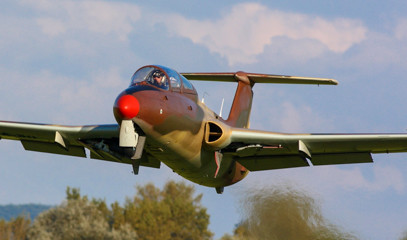 The Need For Speed: Fighter Jet Experience For Two