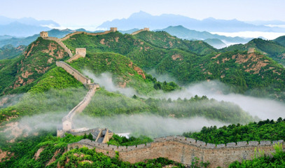Sunrise On A Seventh Wonder: Exclusive Breakfast For Two On The Great Wall Of China