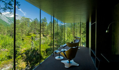 Revitalise In Nature: Three Night Norwegian Retreat For Two At Hotel Juvet