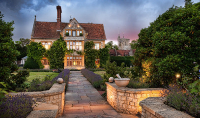 Blanc Perfection: Two Michelin Star Seven-Course Tasting Menu For Two At Belmond Le Manoir aux Quat'Saisons