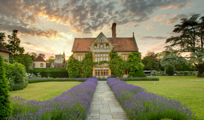 Fairytale Celebrations: Exclusive Use of Belmond Le Manoir aux Quat'Saisons