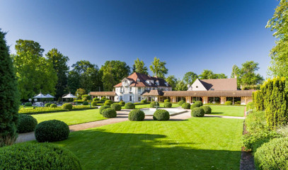 Escape To The Chateau: Wine And Dine Getaway For Two At Hostellerie De Levernois