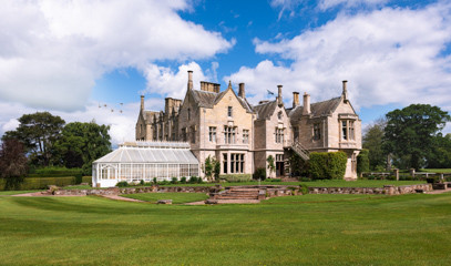 In Good Sport: Outdoor Country Sporting Retreat For Two in Rural Scotland
