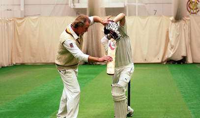 Hit for Six: Private Cricket Lesson at MCC Cricket Academy, Lord's Cricket Ground