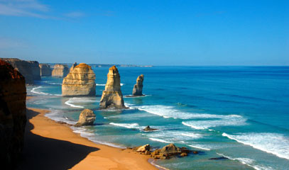 Australia's Scenic South: Five-Day Driving Adventure for Two on The Great Ocean Road