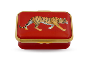 Set Your Own Tradition: Create a Bespoke Enamel Heirloom Box with Halcyon Days