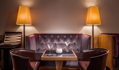 Sip Of The Spaniards: Wine And Tapas For Two At The Halkin Bar