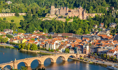 Riesling Renaissance: Two Night Wine Getaway for Two in Heidelberg