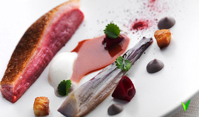 Nouvelle Français: Double Michelin Star Tasting Menu for Two at Hibiscus