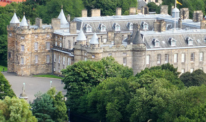Queen of Scots: Tour the Palace of Holyroodhouse with Michelin Star Dining for Two