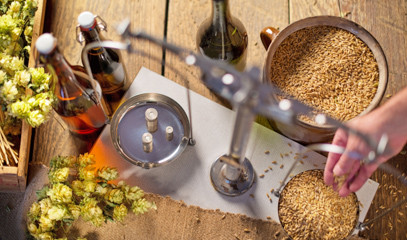 Get Crafty: Home Brewing Workshop with Online Tutorial with London Beer Lab
