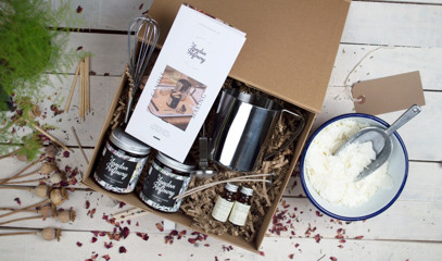 Scent-Sational: Create Your Own Candles At Home With A Private Class From The London Refinery