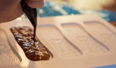 Crazy for Cocoa: Make Your Own Chocolate Experience for Two at Hotel Chocolat's School of Chocolate