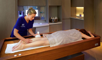 English Rose: Personalised Massage and Skin Treatment at the House of ELEMIS