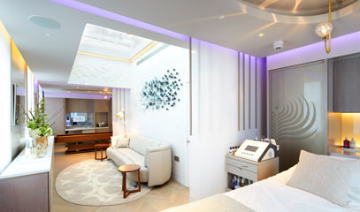 Personal Oasis: Treatment Time for Two in the Private Penthouse at the House of Elemis