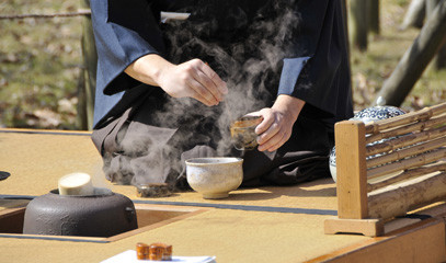 A Gastronome's Japan: Tea Ceremony with a Grandmaster and Culinary Break for Two