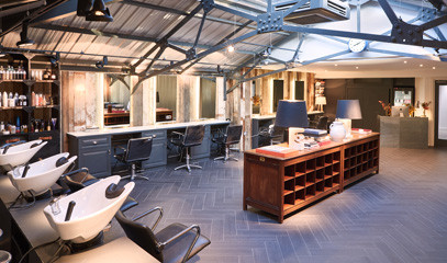 The Anti-Salon: Haircut, Blow Dry & Colour Consultation at Josh Wood Atelier