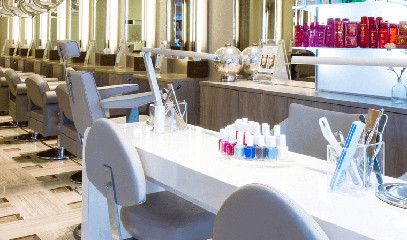 Primped and Polished: Luxury Blow Dry & Manicure at Michaeljohn London