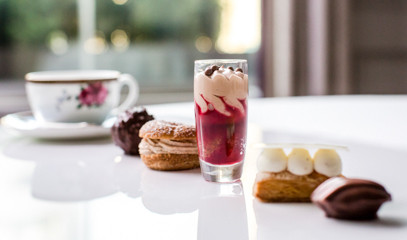 Where It All Began: The Langham Afternoon Tea for Two with Wedgewood at Palm Court