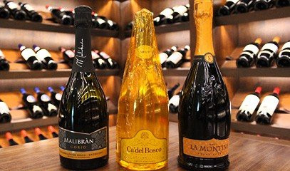 Saluti a Spumante: Prosecco and Italian Sparkling Wine Tasting for Two at L'Anima